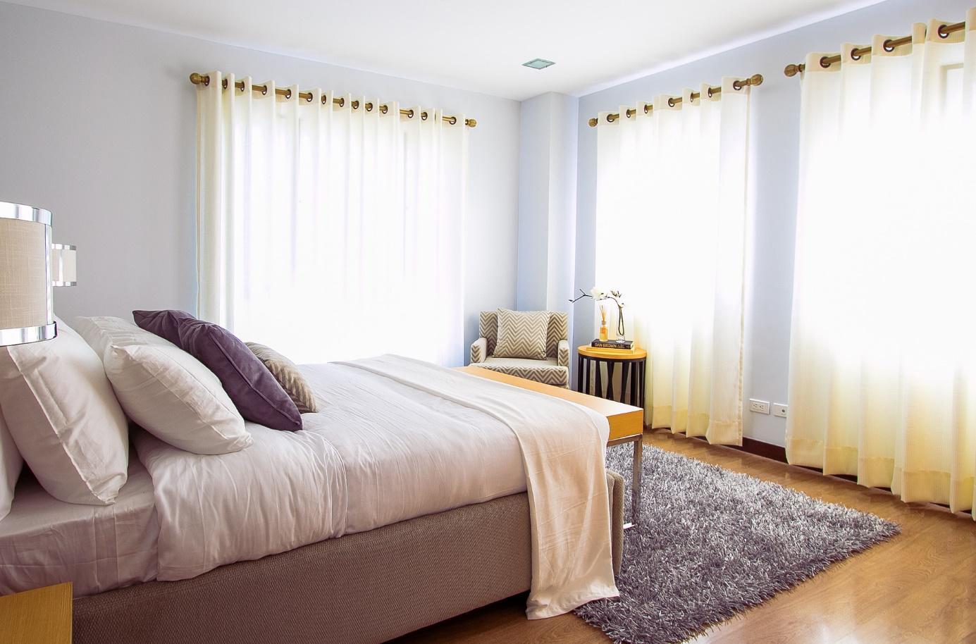 Wykładzina sypialnia