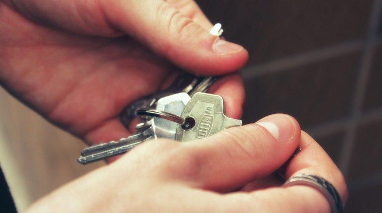 Mieszkanie deweloperskie klucze